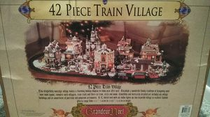 42 piece train set for Sale in Harwood Heights, IL