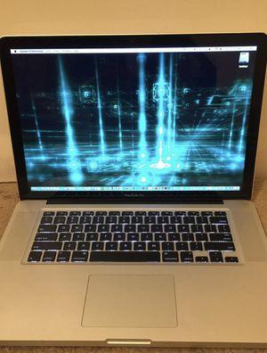 "15""Macbook Pro/Pro Tools 10/Logic Pro X/Final Cut Pro X/Reason 5 Studio and More for Sale in Gardena, CA"