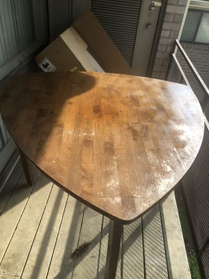 Dining table with 3 chairs $50 for Sale in Mount Rainier, MD
