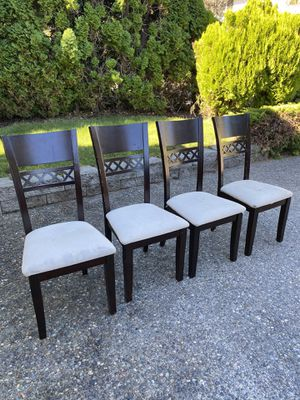 Free Dining Chairs for Sale in Mercer Island, WA