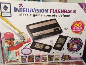 Intellevision Flashback Collectors Edition 60 built-in Games for Sale in Sanford, FL