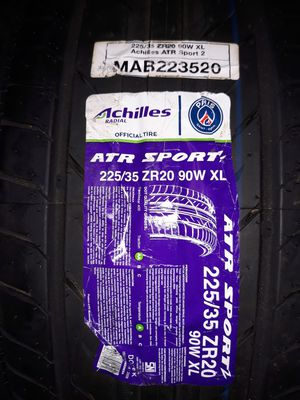 2 Brand new tires for Sale in Riverside, CA