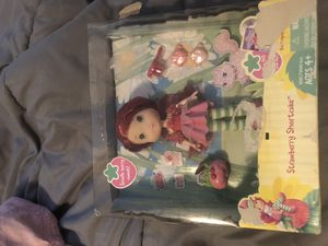 Doll new, and lalaloopsy back pack n doll for Sale in Tampa, FL