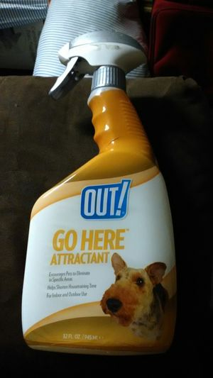 OUT! house training attractant spray for Sale in Murfreesboro, TN