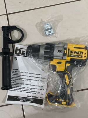 New Dewalt brushless hammer drill dcd996 for Sale in Daly City, CA