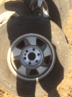 Chevy Tahoe rims for Sale in Jurupa Valley,  CA