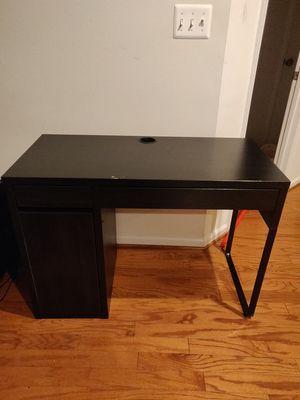 """IKEA MICKE Desk, black-brown, 41 3/8x19 5/8 """" for Sale in Stone Ridge, VA"""