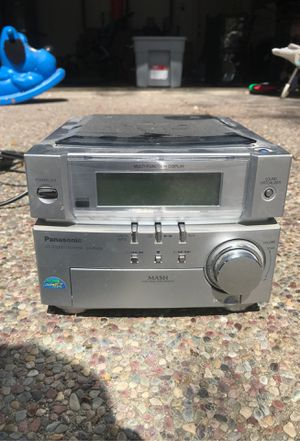 Panasonic CD Stereo System for Sale in Lafayette, CA