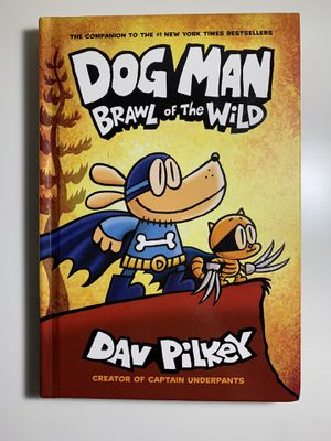 Dog man book for Sale in San Leandro, CA