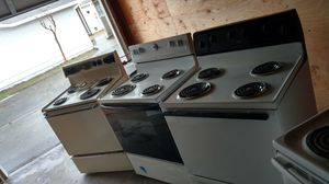 Stove dishwashers and hood range and sinks for Sale in Fresno, CA