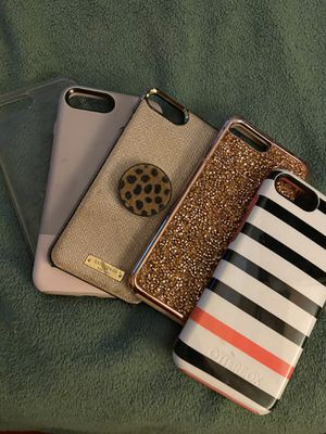 7 or 8 plus Cases for Sale in Paducah, KY