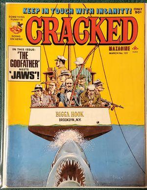 Cracked Magazine #131(March 1976) High grade for Sale in La Mirada, CA