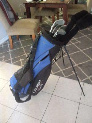 Golf Bag Cougar Tour Cat for Sale in Buena Park, CA