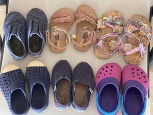 Toddler Shoe Lot for Sale in Phoenix, AZ