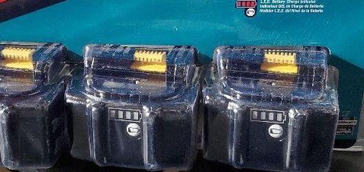 Makita 3 Pack 3Ah Battery Pack for Sale in Houston,  TX