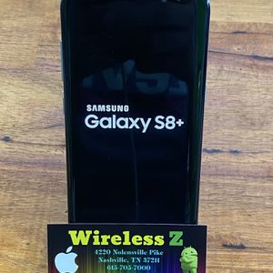 Samsung Galaxy s8plus factory unlocked T-Mobile,cricket,metro pcs,straight talk,att,Verizon,sprint,boost for Sale in Nashville, TN