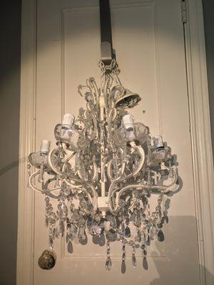 Crystal chandelier for Sale in Tucker, GA