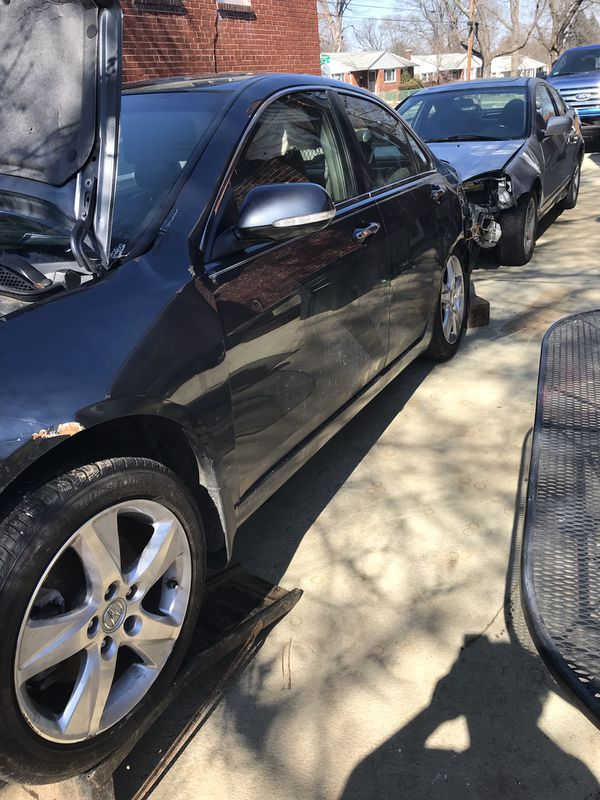 2005 Acura TSX Part Out