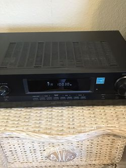 Sony STR-DH100 Stereo AM/FM Receiver for Sale in Los Angeles,  CA