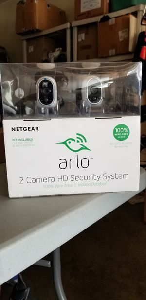 Arlo 2 Camera HD Security System Brand New for Sale in Rancho Cucamonga, CA