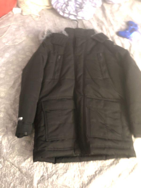 Hollister Jacket Large