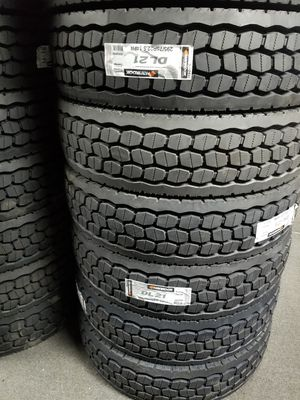295 75 22.5 COMMERCIAL TRUCK & TRAILER TIRES for Sale in Rancho Cucamonga, CA