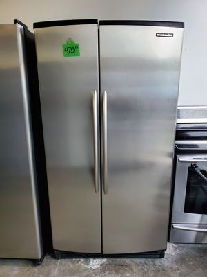 Refrigerator KitchenAid Stainless steel for Sale in Lawrenceville, GA