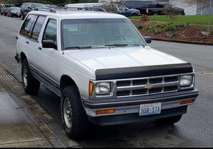 Chevy blazer for Sale in Auburn, WA
