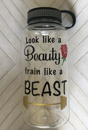 Gym water bottle for Sale in Downey, CA