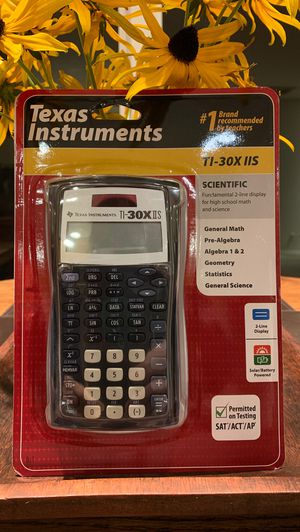 Texas Instruments TI-30X 11S for Sale in Issaquah, WA