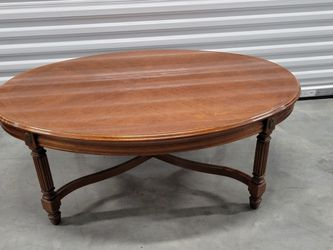 Coffee Wicker Table for Sale in Portland,  OR