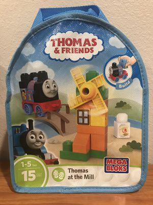 Thomas & Friends Mega Bloks 15pc for Sale in Oceanside, CA