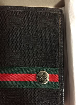 Men's Gucci Wallet for Sale in Tampa, FL