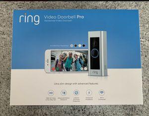 Ring doorbell pro for Sale in Oak Lawn, IL