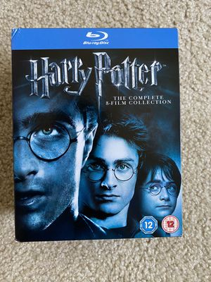 Harry Potter - The complete 8 film collection Blu-Ray for Sale in Redmond, WA
