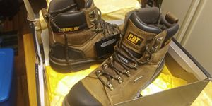 Caterpillar Mens Water Proof Boots for Sale in Cleveland, OH