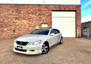 2007_ Lexus GS350 3.5L Keyless Entry for Sale in Coarsegold, CA