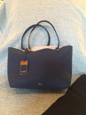 Ralph Lauren Tote medium size for Sale in Prineville, OR
