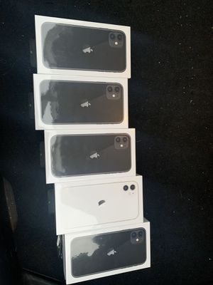Iphone 11 64gb for Sale in Miami, FL