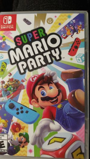 New Super Mario Party for Sale in Arvada, CO