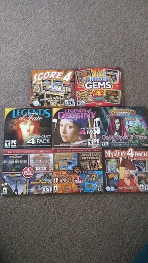Pc games for Sale in Elkin, NC