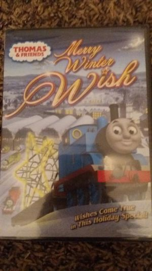 THOMAS & FRIENDS Merry Winter Wish (DVD) NEW! for Sale in Lewisville, TX