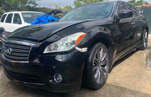 2011 - 2017 INFINITI M37 M56 Q70 Q70L SEDAN PART OUT! for Sale in Fort Lauderdale, FL