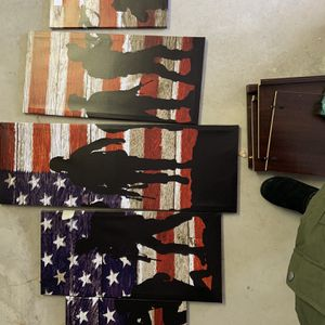 Army Pic $50 for Sale in Woolwich Township, NJ