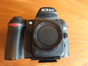 Nikon D80 SLR Digital camera plus Accessories for Sale in Seattle, WA
