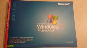 Windows xp professional 2002 for Sale in Seattle, WA