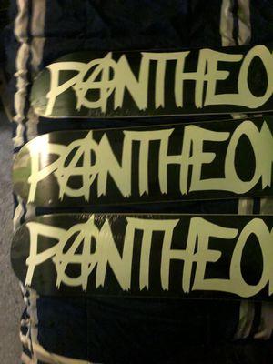 Pantheon 8.0 Decks for Sale in Palatine, IL