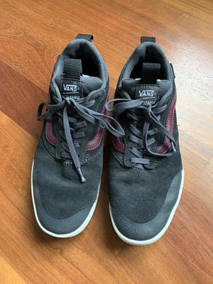 Grey suede vans pro skateboarder shoes for Sale in Camas, WA