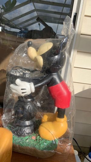Mickey Mouse water fountain for Sale in New Port Richey, FL