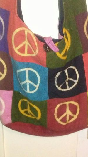 Old school hippie peace bags for Sale in South Williamsport, PA